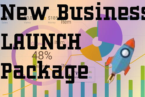 New Business Launch Pack