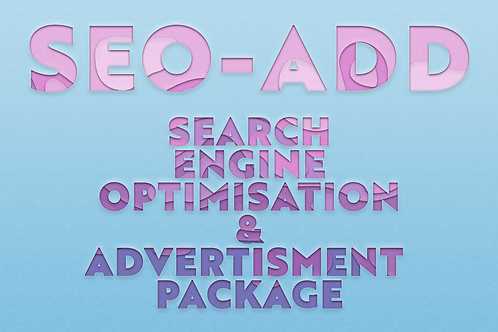 SEO & Advertising Pack