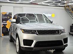 detailing miami ceramic coating range rover drexler