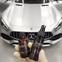 ceramic coating miami drexler detailing mercedes amg
