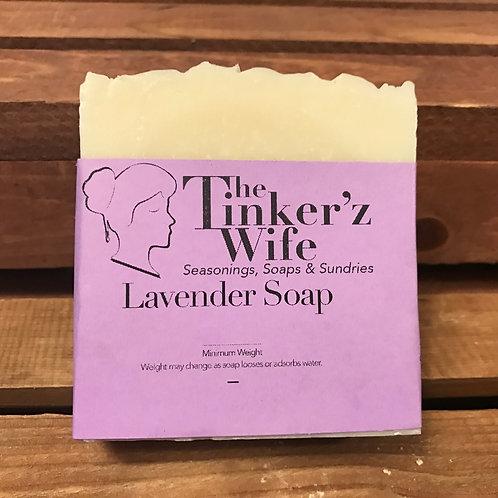 Premium Lavender Soap