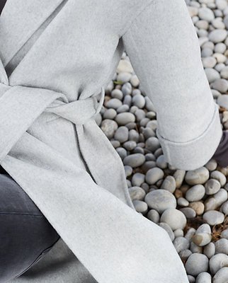 Jeans YAYA • Grey skinny denim