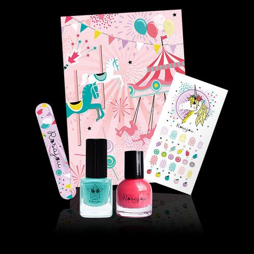 Pretty nails kit • Lagon & corail