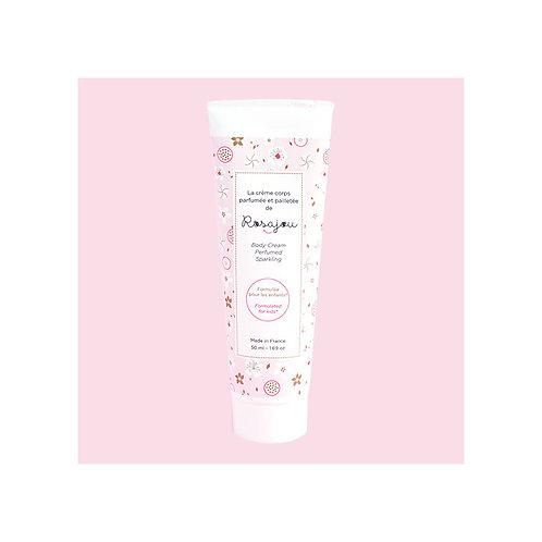 Body cream • Glitter