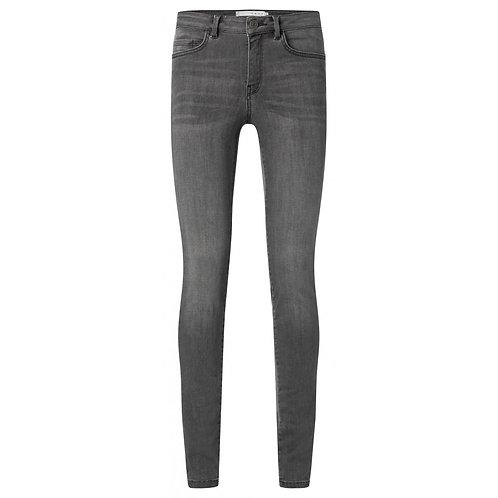 Skinny jeansYAYA • Grey denim