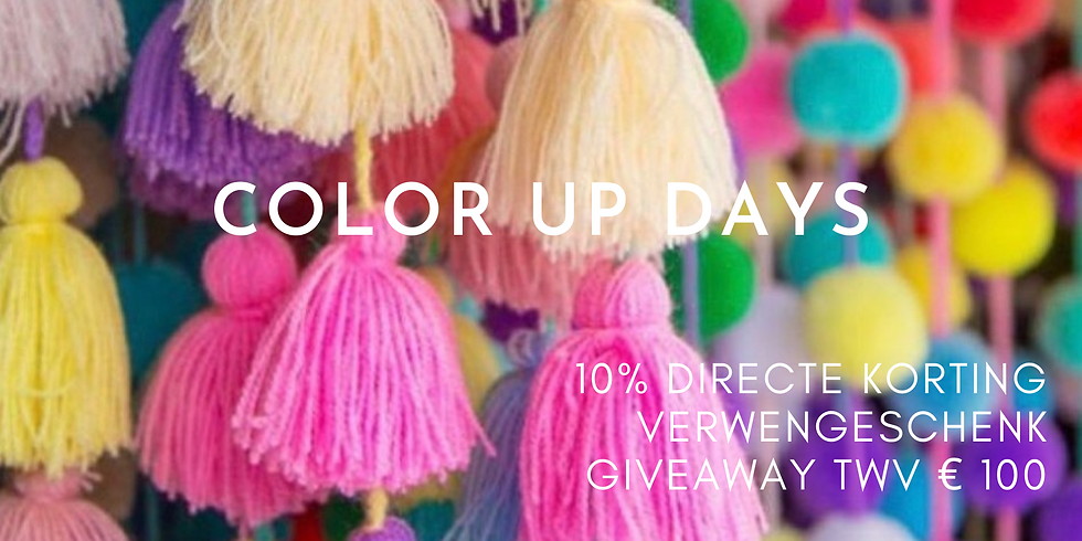 COLOR UP DAYS