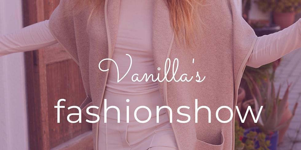 Vanilla's FASHIONSHOW