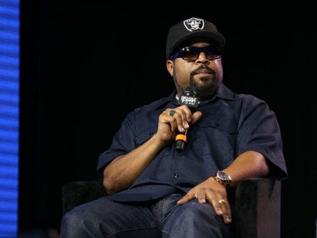 Ice Cube is working with President Donald Trump