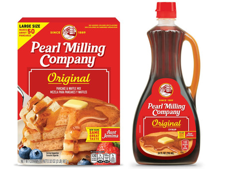 Aunt Jemima Has a New Name After 131 Years