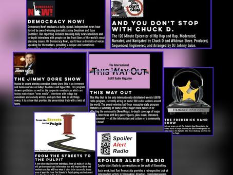 Hands Up Radio new radio shows