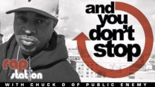 And You Don't Stop with Chuck D.