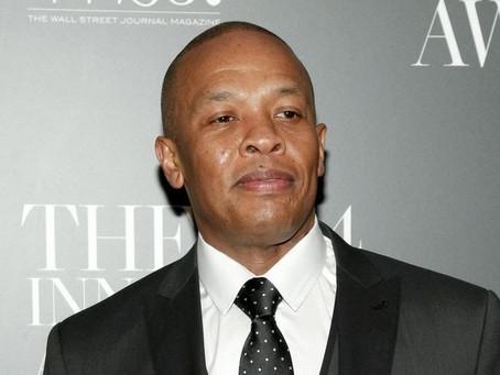 Dr. Dre suffers brain aneurysm; hospitalized in ICU
