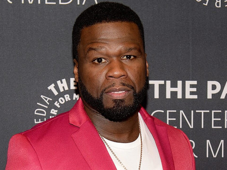 Rapper 50 Cent supports President Donald Trump