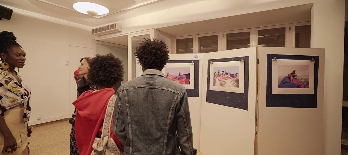 COLABNOWNOW 2019 Exhibition - British Council