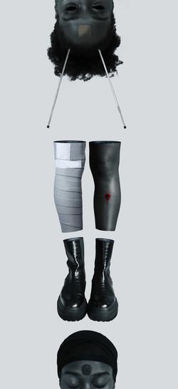 Justice Has No Legs