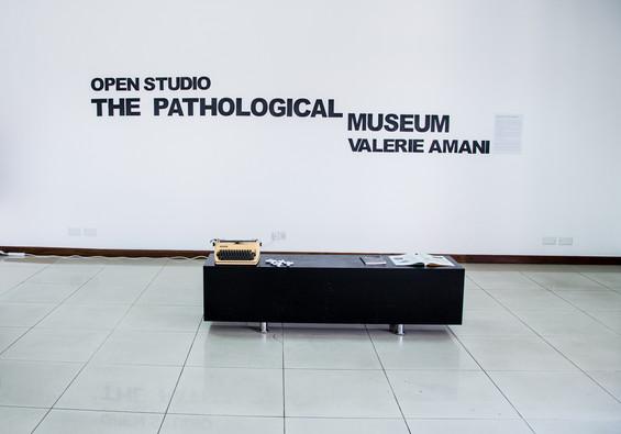 Open Studio - Exhibition View