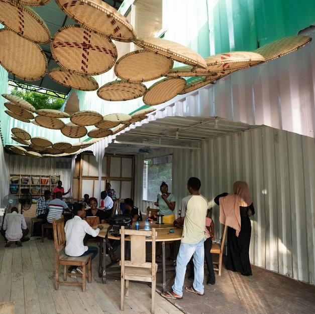 A creative Learning Space: Nafasi Academy