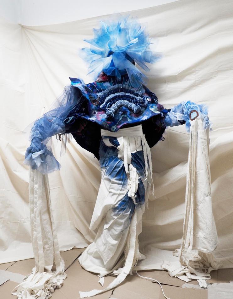 Zaliwa Costume