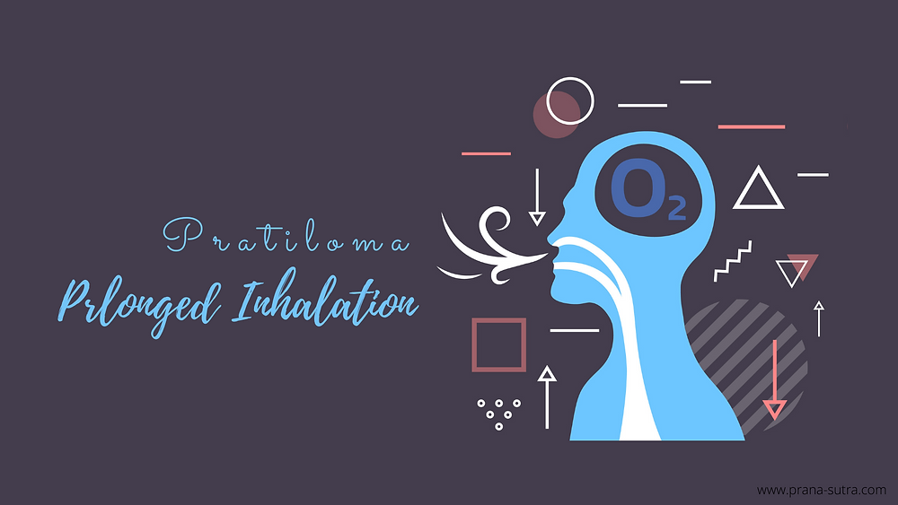 Pratiloma Prayama - Prolonged inhalation blog post