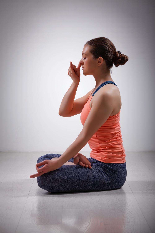 Yoga Mudras for Pranayama or Pranayam