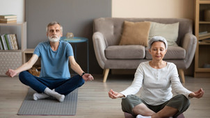 Yoga for Seniors + 5 Breathing Exercises (Pranayama) for Older Adults