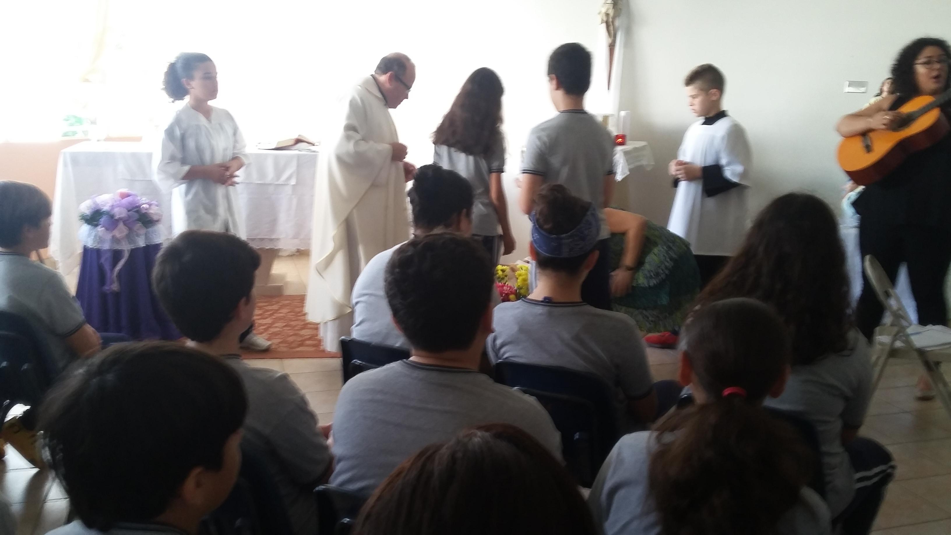 Misa de La Inmaculada Concepción