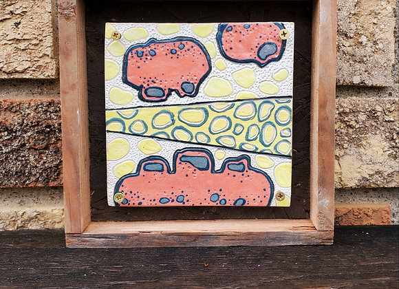 Pigs on the Beach