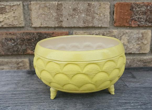 Tripod Basket (Yellow)