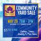 Victorious Life Community Church - Yard Sale