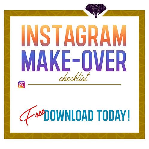Free Instagram Make-Over