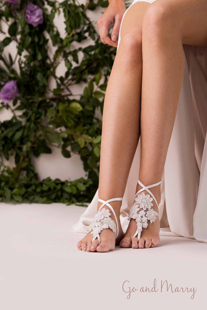 Foot Lace Trancoso