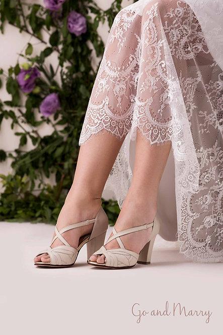 Sapato Firenze Off White