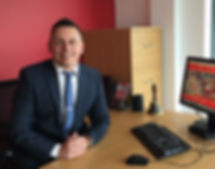 Mr Dean Taylor - Headteacher of Pentrepoeth Primary