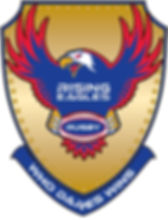 Rising Eagles Rugby logo