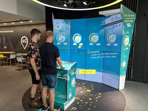 Play the game: appropriate gamification in-store