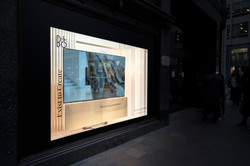 Bang & Olufsen - Window Display