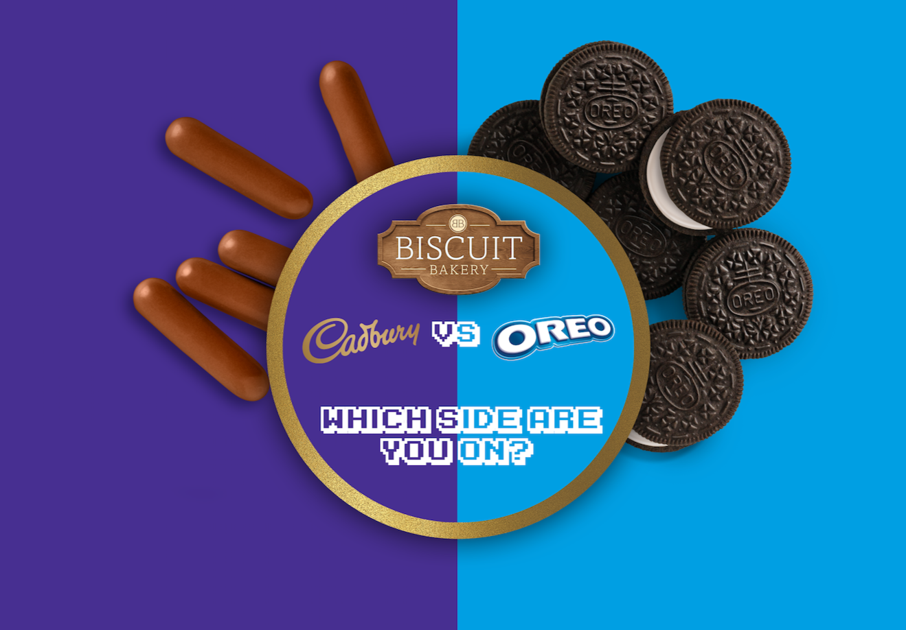 Mondelez Biscuit Bakery - Cadbury vs Ore