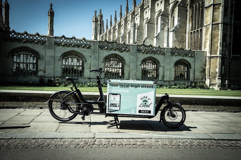 Click It Local - Bike in Cambridge 1 V.j