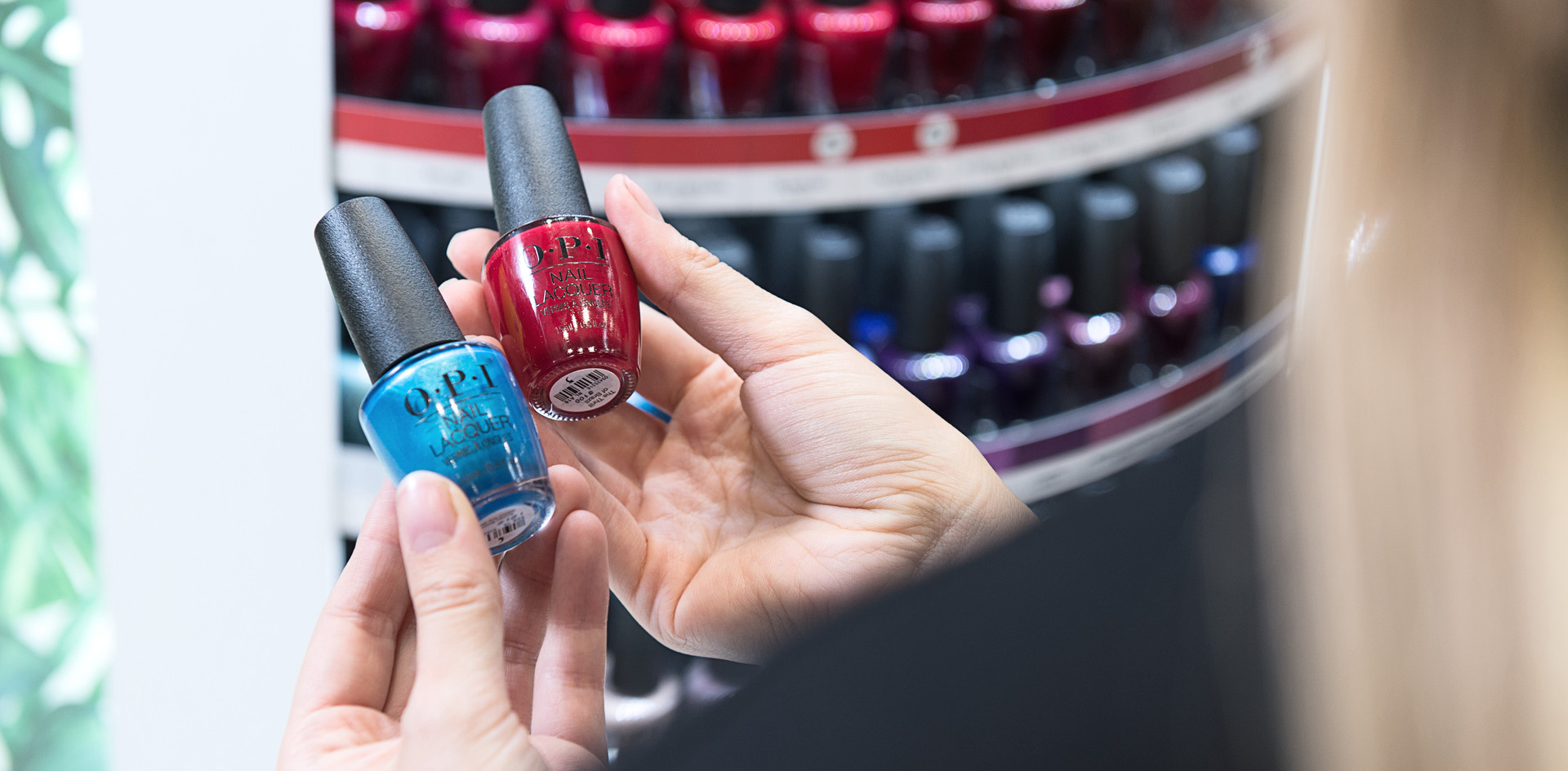 Play Retail Ltd | OPI Virtual Reality Nail Trial