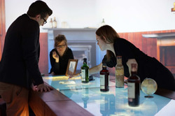 Ballantines - Interactive Table