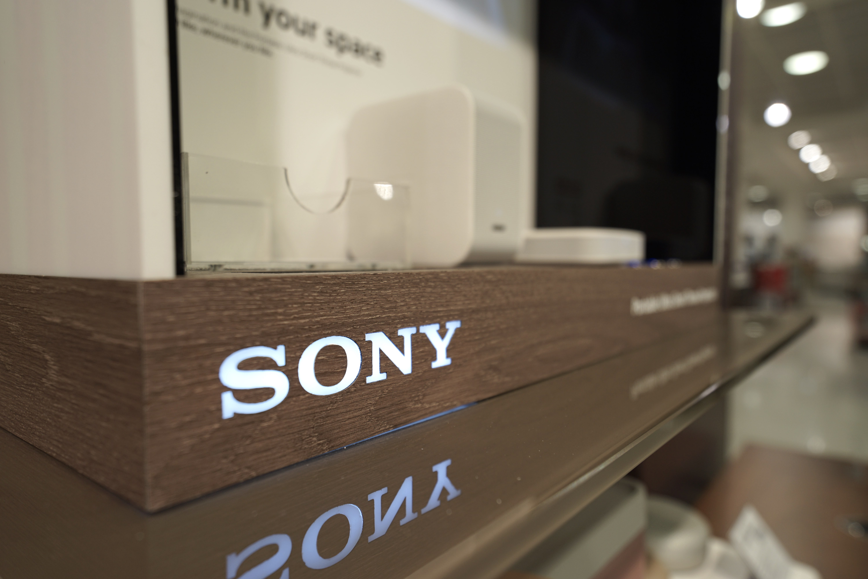 Sony - Projector Display