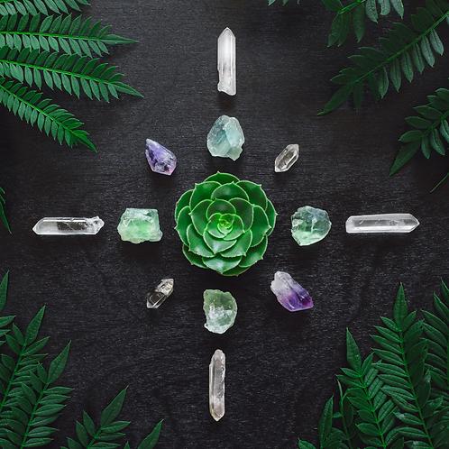 Chakra Bundle -Entire Set (8 Chakra Healing Stones)
