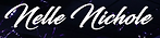 Nelle Nichole White on Black logo Newsletters.png