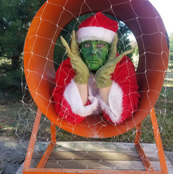 The Grinch Is Getting Himself Netted