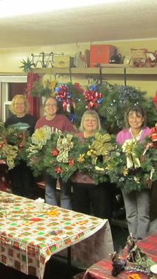 Wreath Making Class 101