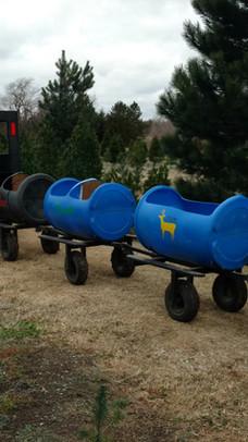 Our Barrel Train