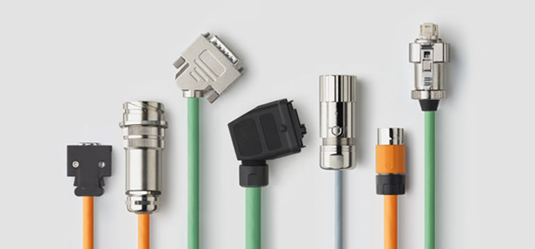 Servo Cables, Cable for servo motors, Siemens, Rexroth Bosch,Heidenhain,Indramat,Yaskawa,Fanuc