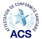 ACS-Attestation De Conformite Sanitaire approved cables