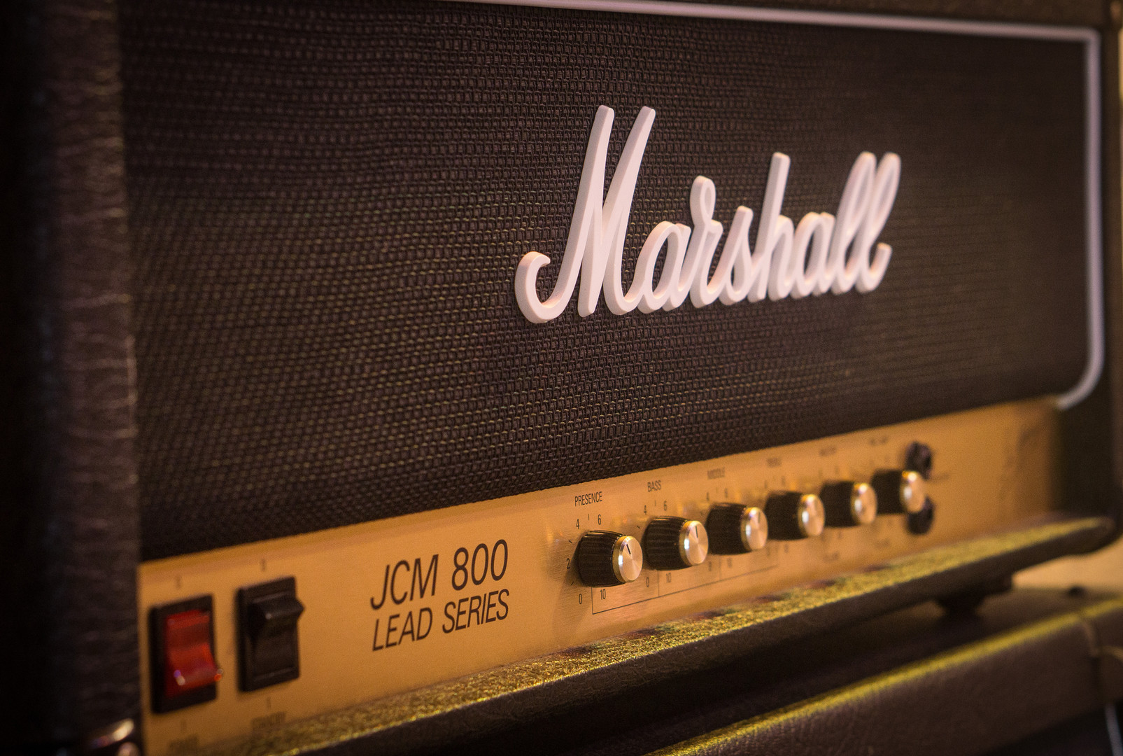Marshall JCM 800 Lead Series Guitar Stack