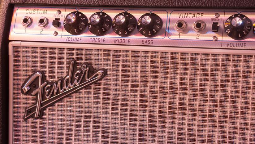 Vintage Fender Twin Reverb Combo